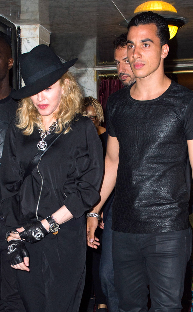 Madonna, Timor Steffens