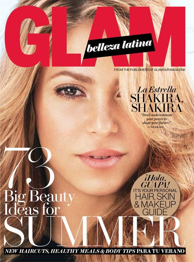 Shakira, Glam Belleza