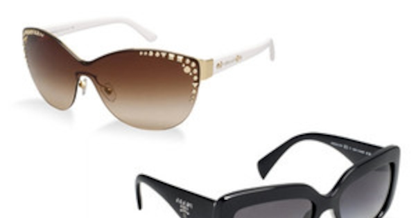 Personality Quiz What 39 S Your Sunglasses Style E News