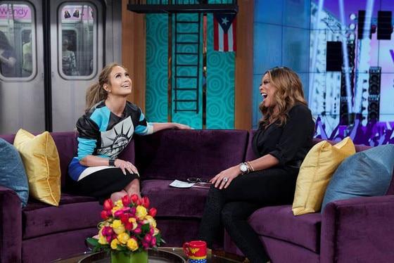 Jennifer Lopez, Wendy Williams Show