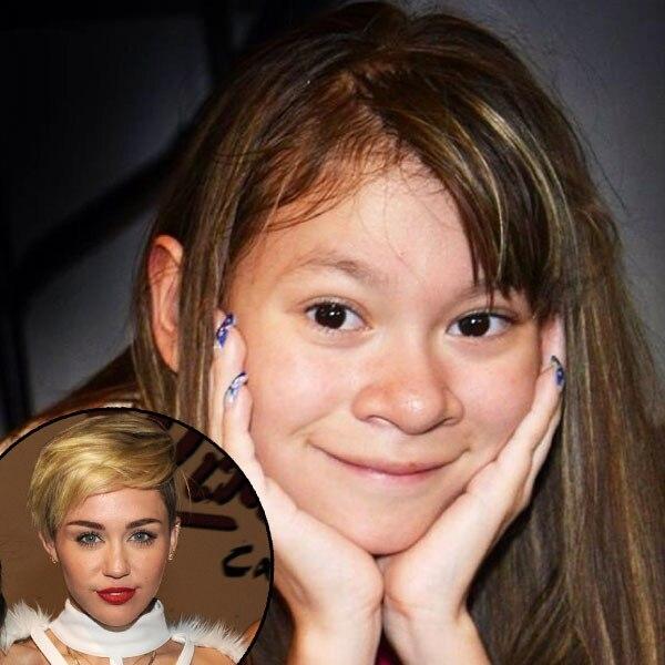 Miley Cyrus, Caley Camarillo