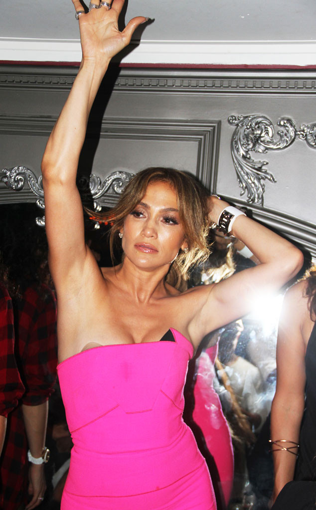 Jennifer Lopez, Wardrobe Malfunction