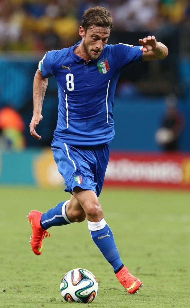 Claudio Marchisio, Italy, World Cup Kit