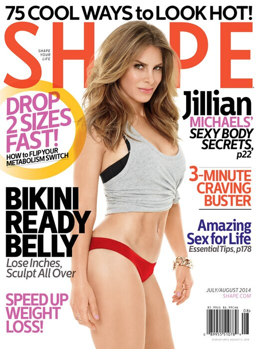 Jillian Michaels, Shape