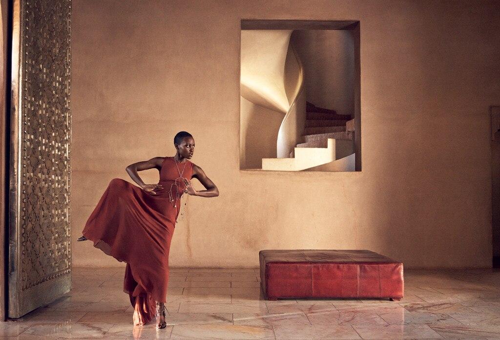 Lupita Nyong'o, Vogue