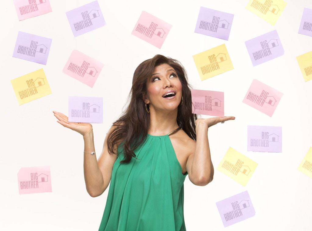Big Brother, Julie Chen