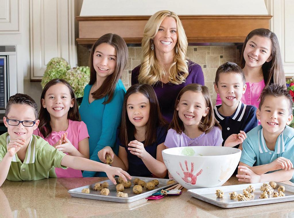 Kate Gosselin, Kids, Love Is in the Mix