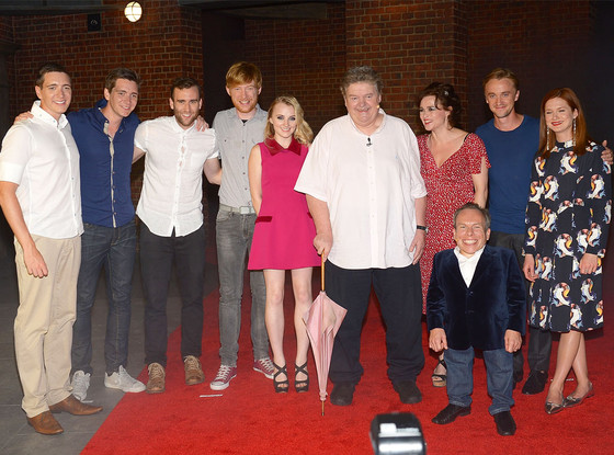 Harry Potter, Cast
