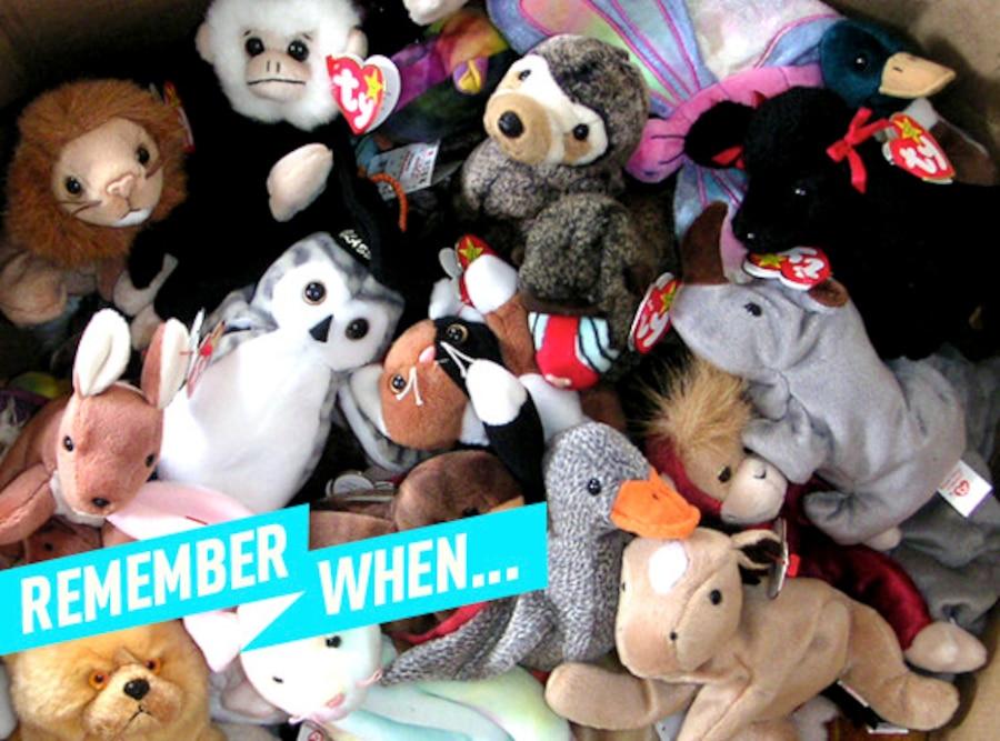 Remember When, Beanie Babies