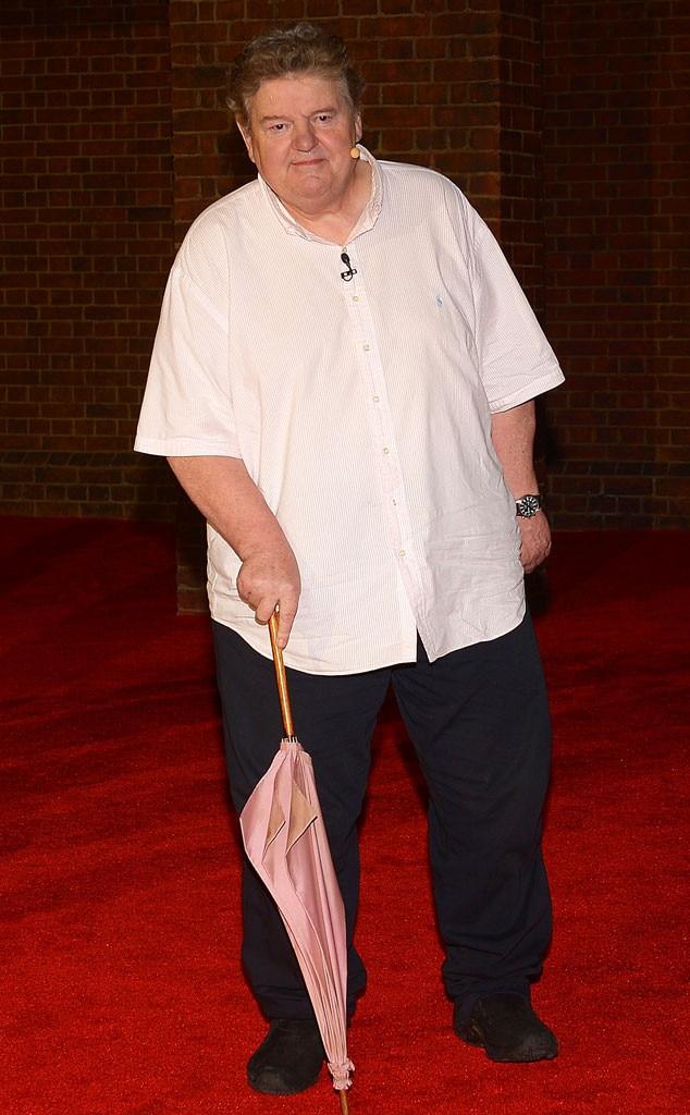 Robbie Coltrane, Harry Potter