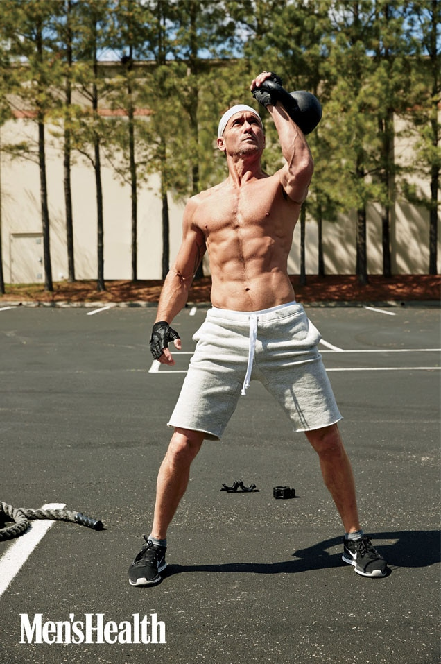 Tim McGraw, Men's Health