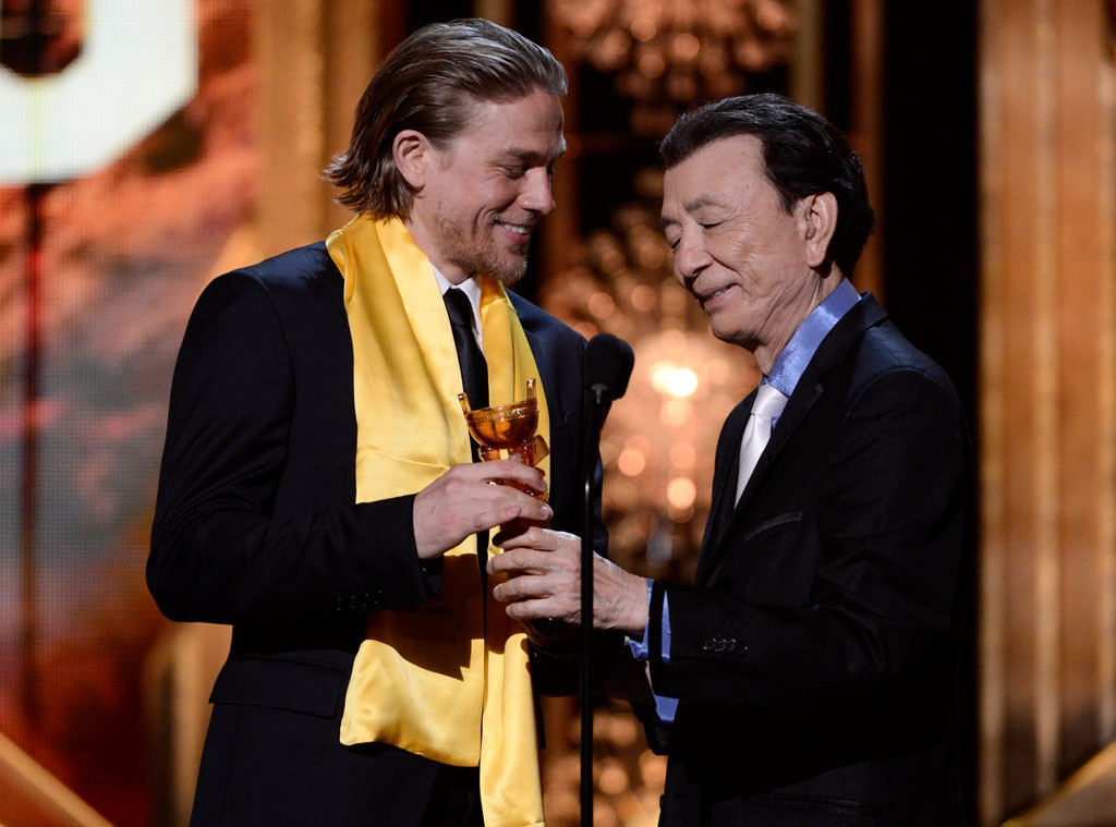 Charlie Hunnam, James Hong