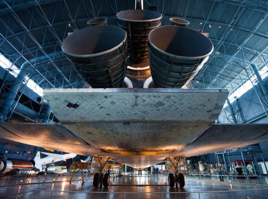 The Fabulist, Bucket List, Space Shuttle