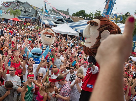 The Fabulist, Bucket List, Running of the Bull, Dewey Beach