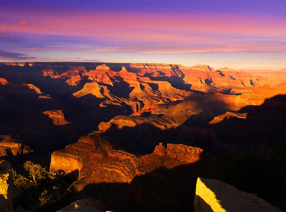 The Fabulist, Bucket List, Grand Canyon