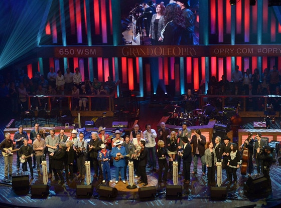 The Fabulist, Bucket List, Grand Ole Opry