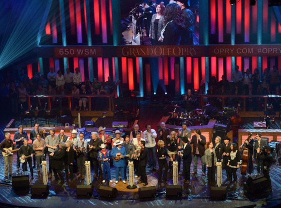 The Fabulist, Bucket List, Grand Ole Opry