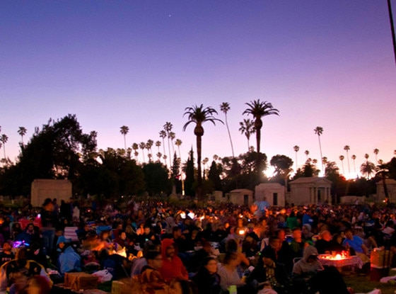 The Fabulist, Bucket List, Movies at Hollywood Forever