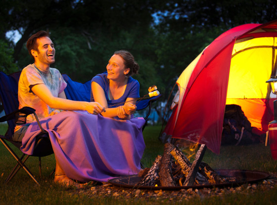 The Fabulist, Bucket List, Camping