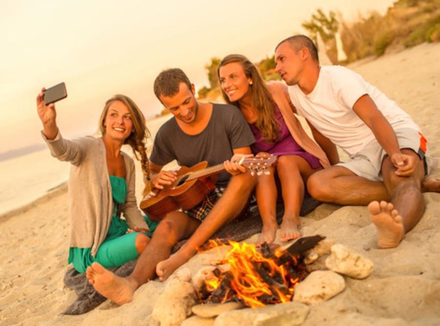The Fabulist, Bucket List, Beach Bonfire
