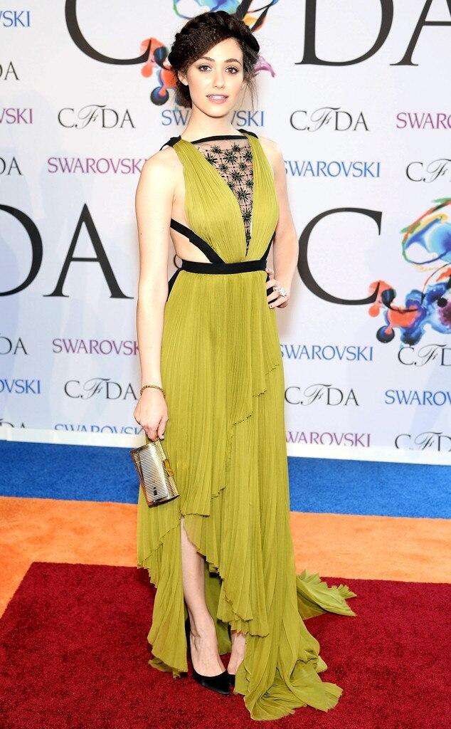 Emmy Rossum, CFDA