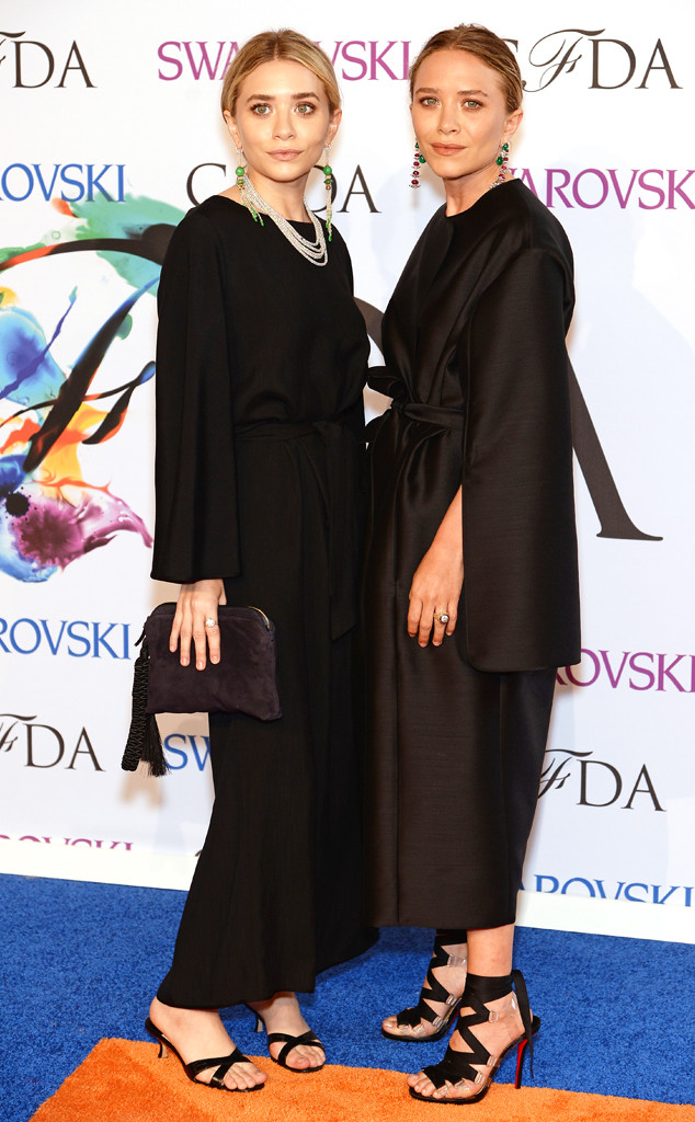 Ashley Olsen, Mary-Kate Olsen, CFDA