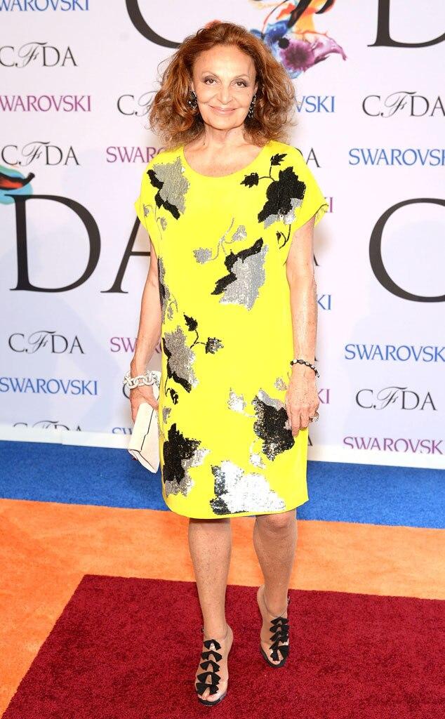 Diane von Furstenberg, CFDA