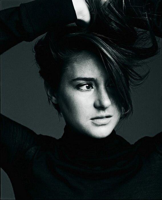 Shailene Woodley, Brie Larson, New York Magazine