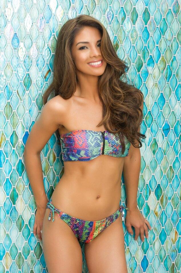 Desirée Pérez, Miss Connecticut, Miss USA 2014