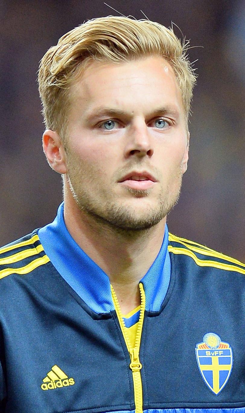 Sebastian Larsson, Hot Soccer Players