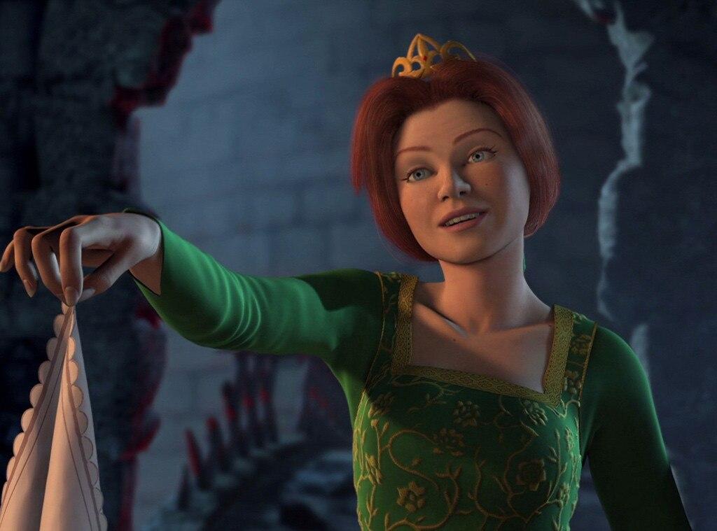 Shrek from Cameron Diaz's Best Roles | E! News UK