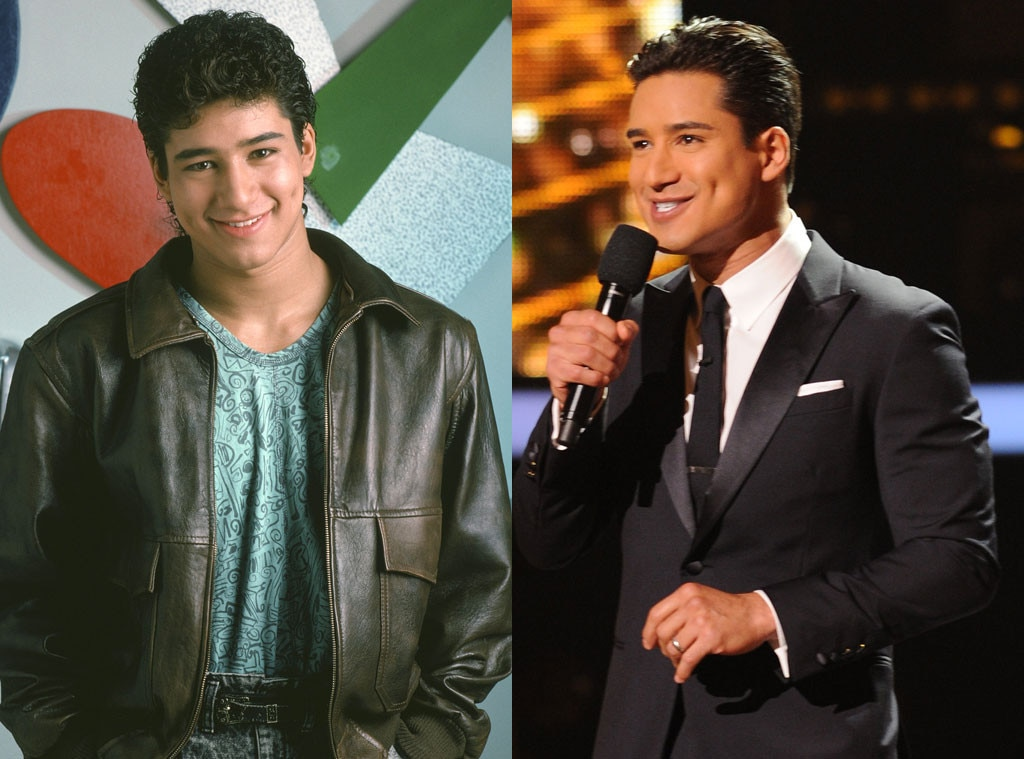 Mario Lopez, Saved by the Bell