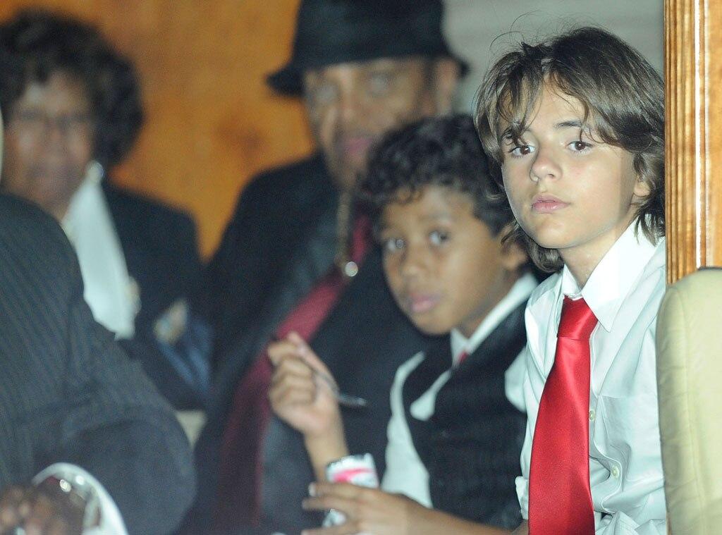 Katherine Jackson, Joe Jackson, Prince Michael Jackson