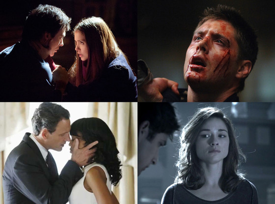 Best Ever TV: Sexiest Moment, Tearjerker