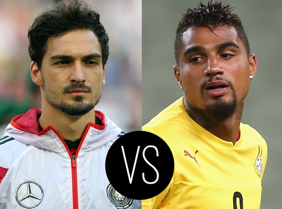World Cup Hotties, Mats Hummels, Kevin-Prince Boateng