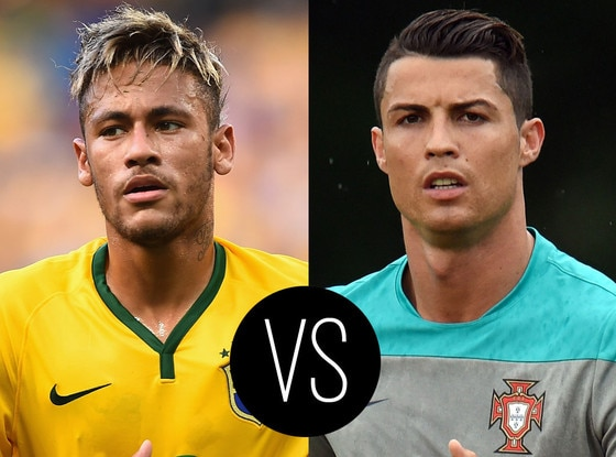 World Cup Hotties, Neymar, Christiano Ronaldo