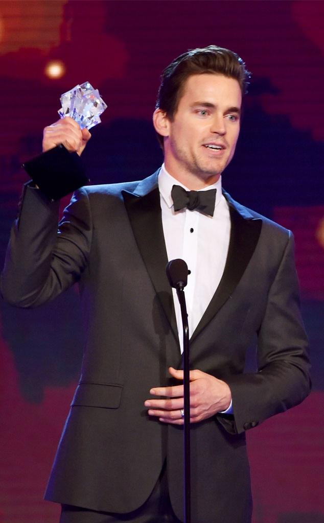 Matt Bomer, Critics' Choice Awards