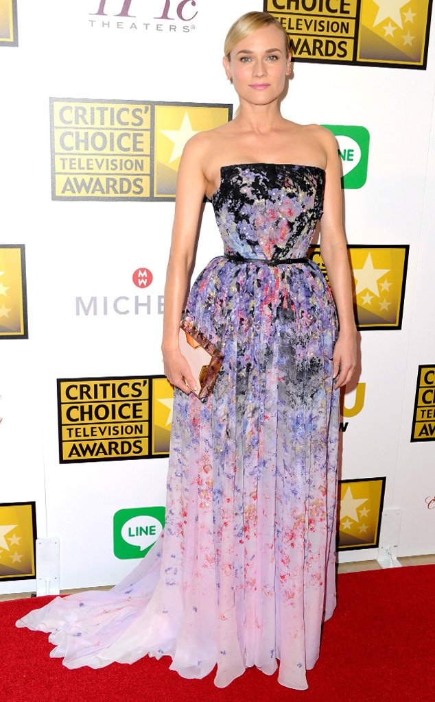 Diane Kruger, Critics' Choice Television Awards