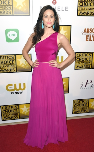 Emmy Rossum, Critics' Choice Television Awards