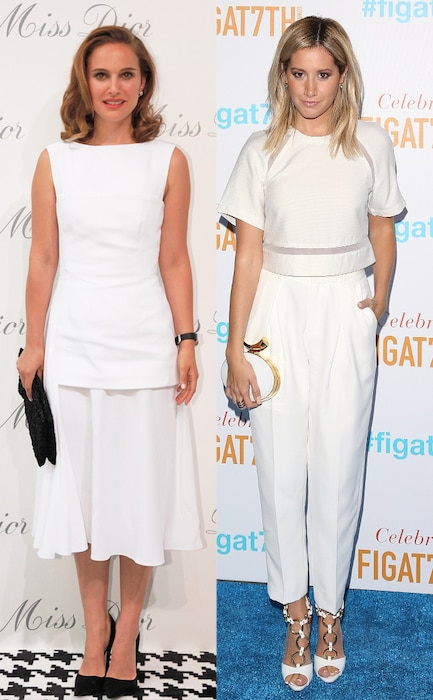 Natalie Portman, Ashley Tisdale