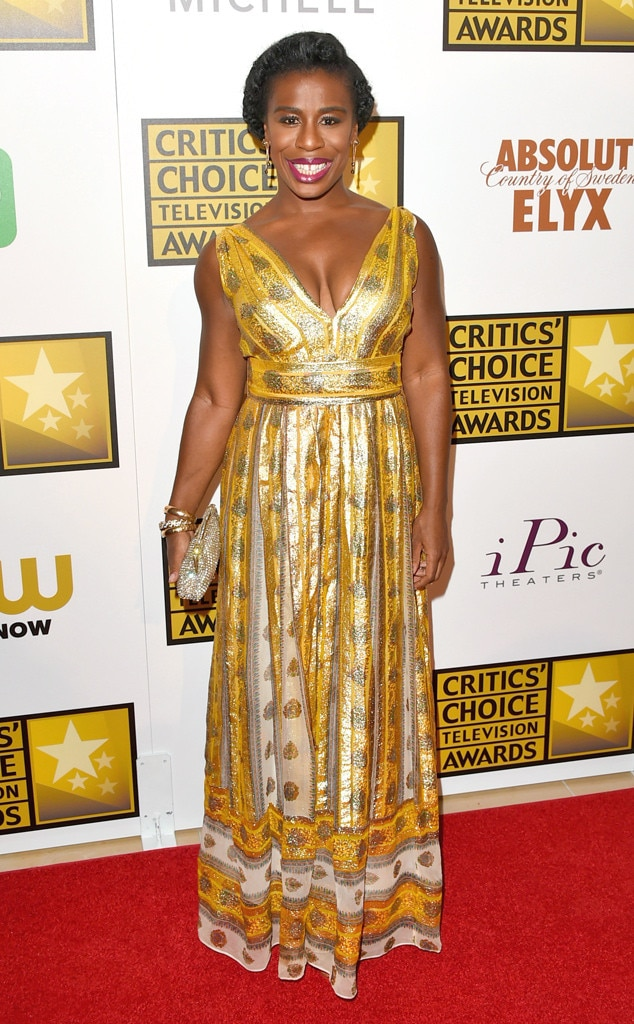 Uzo Aduba, Critics' Choice Television Awards
