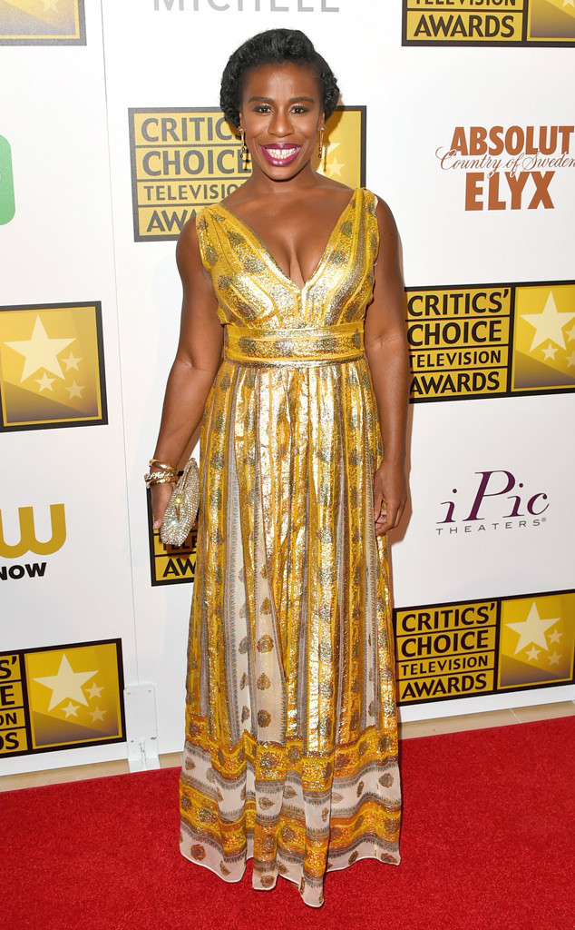 Uzo Aduba, Critics' Choice Television Awards