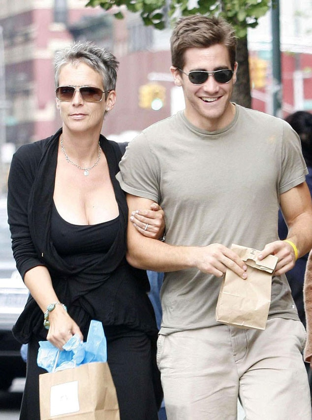 Jamie Lee Curtis, Jake Gyllenhaal, Godparents