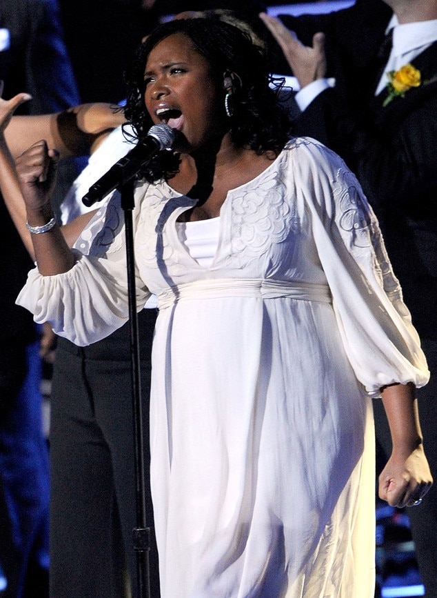 Jennifer Hudson, Michael Jackson, Memorial