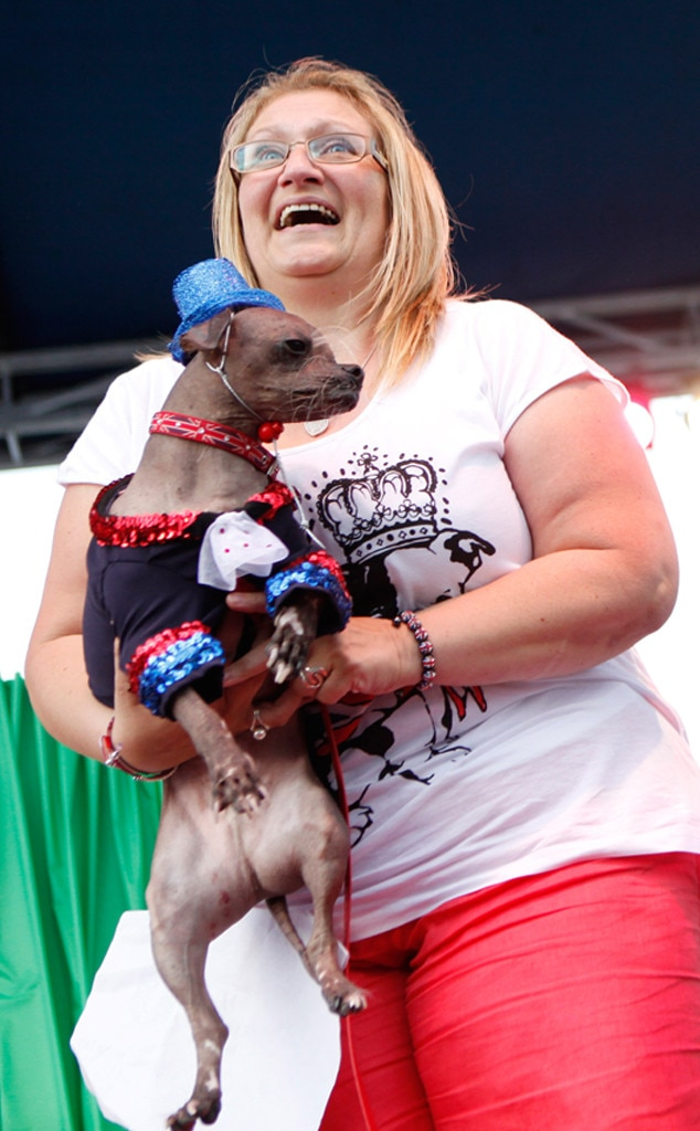 Mugly, World's Ugliest Dog