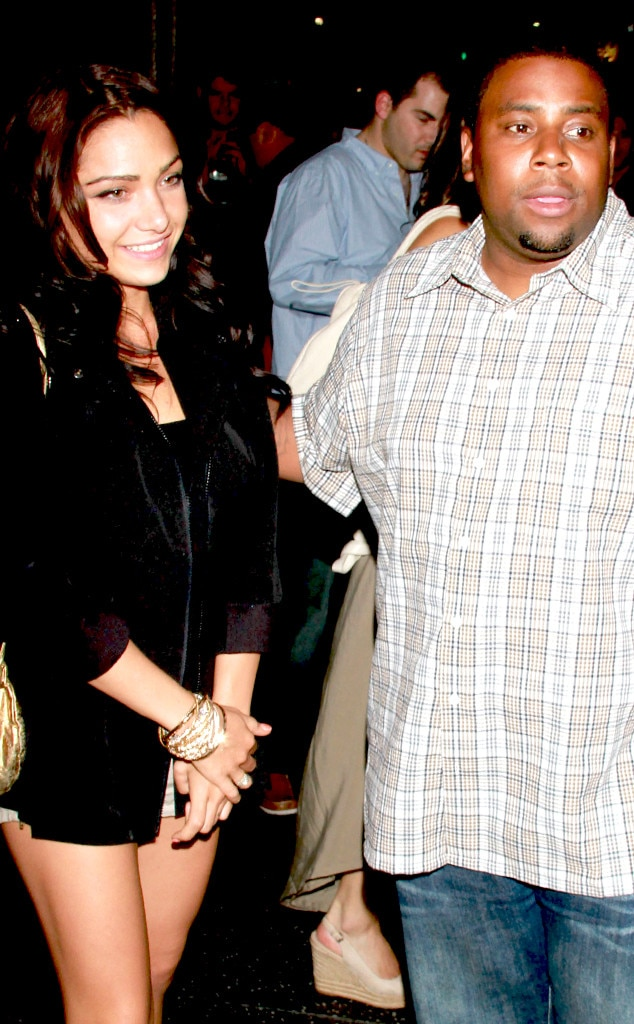 Kenan Thompson, Christina Evangeline
