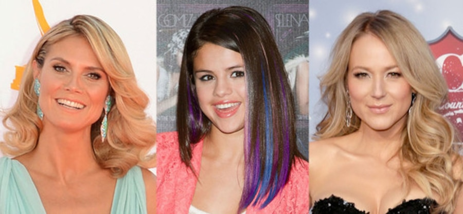 Glam Squad, Nikki Lee, Heidi Klum, Selena Gomez, Jewel