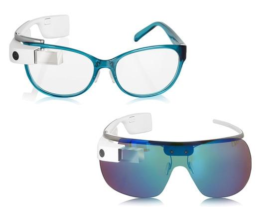 Diane Von Furstenberg x Google Glass