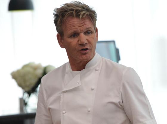Kitchen Nightmares, Gordon Ramsay