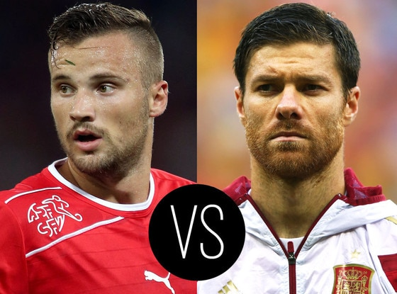 World Cup Hotties, Haris Seferovic, Xabi Alonso